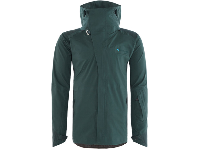 1e3fec043a2 Klättermusen Brage Jacket Men teal at Addnature.co.uk